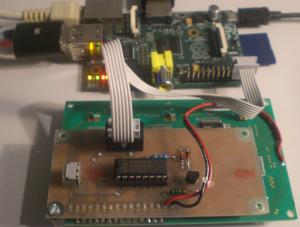 HD44780 Board