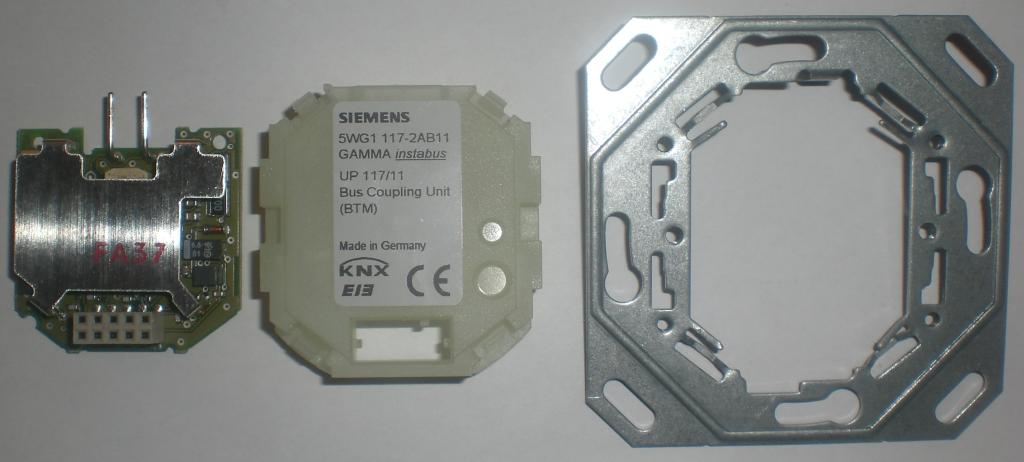 Siemens Bus Tranceiver Module BTM BU117