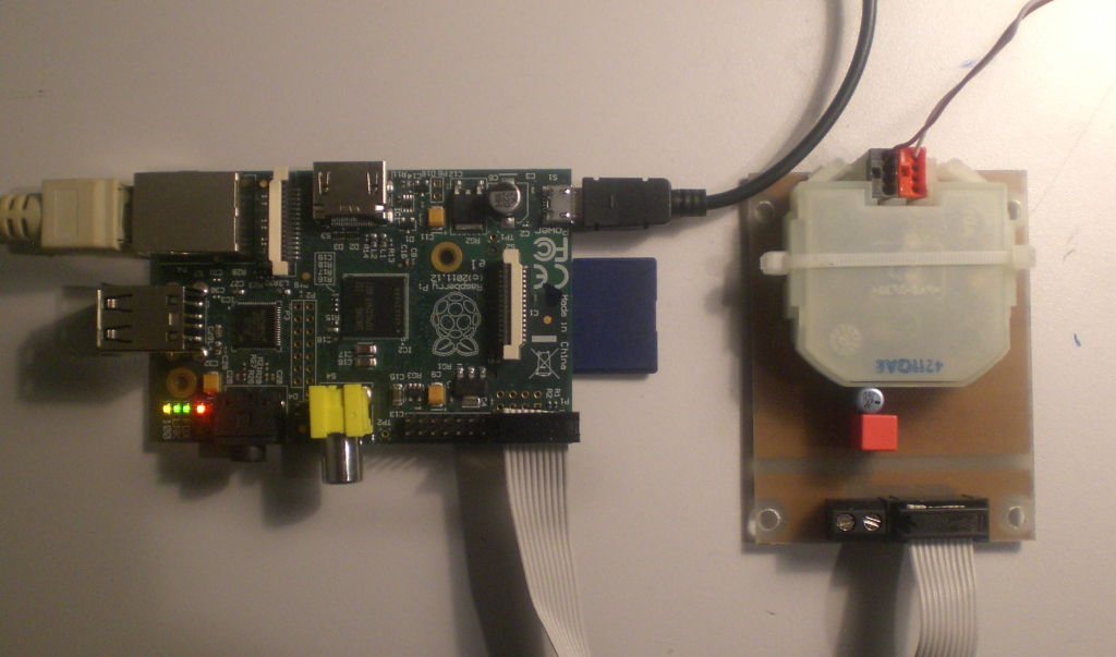 EIB/KNX: KNXNet/IP Gateway with calimero serverMichls Tech Blog